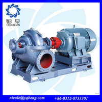 low vibration noise centrifugal water pump for high rise building water supply