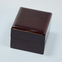 High quality wooden jewelry box,ring box CDW0582/2