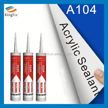 cost-effective waterproof acrylic sealant (free sample)