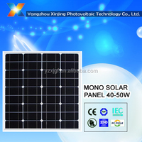 competitive price China solar panel 40w