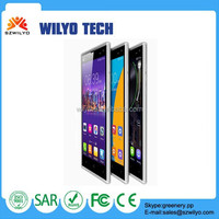 W3E 5.5 inch HD IPS 13.0Mp Cell Phone White 4g Lte Smartphone