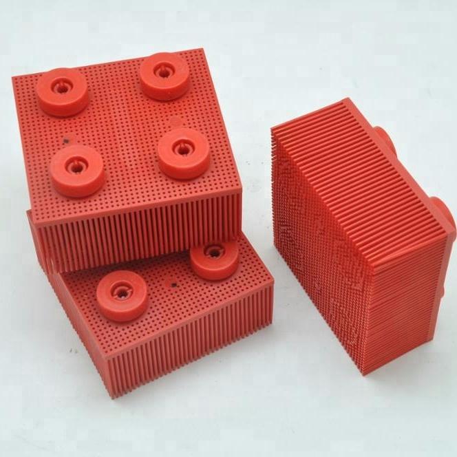 Автоматический резак красный круглый ног нейлоновая щетина 130297 для Lectra VT5000 резак