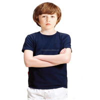 Stock Items for Boys Blank Basic T-Shirt in Wholesale China