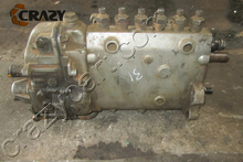 Diesel engine parts 6D31 fuel injection pump 6D31 injection pump for KOBELCO SK210 with two oil filter