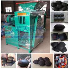 High pressure hydraulic coal powder briquette making machine/coal dust briquette press