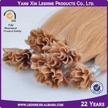 100% No Shedding U Tip Pro-bonded Hair Italian Keratin Glue
