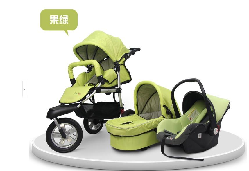 عربات الاطفال تواكب الموضة Popular-Baby-Pushcha