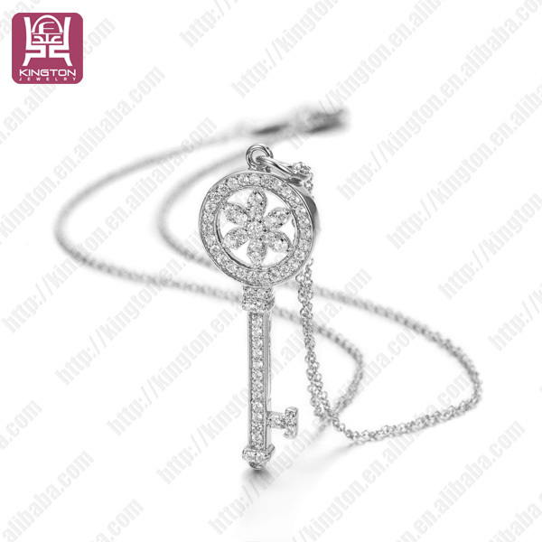 Silver Lock And Key Pendant Necklace Meaning Of Key