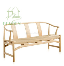 2015 old fashion wooden frame sofa