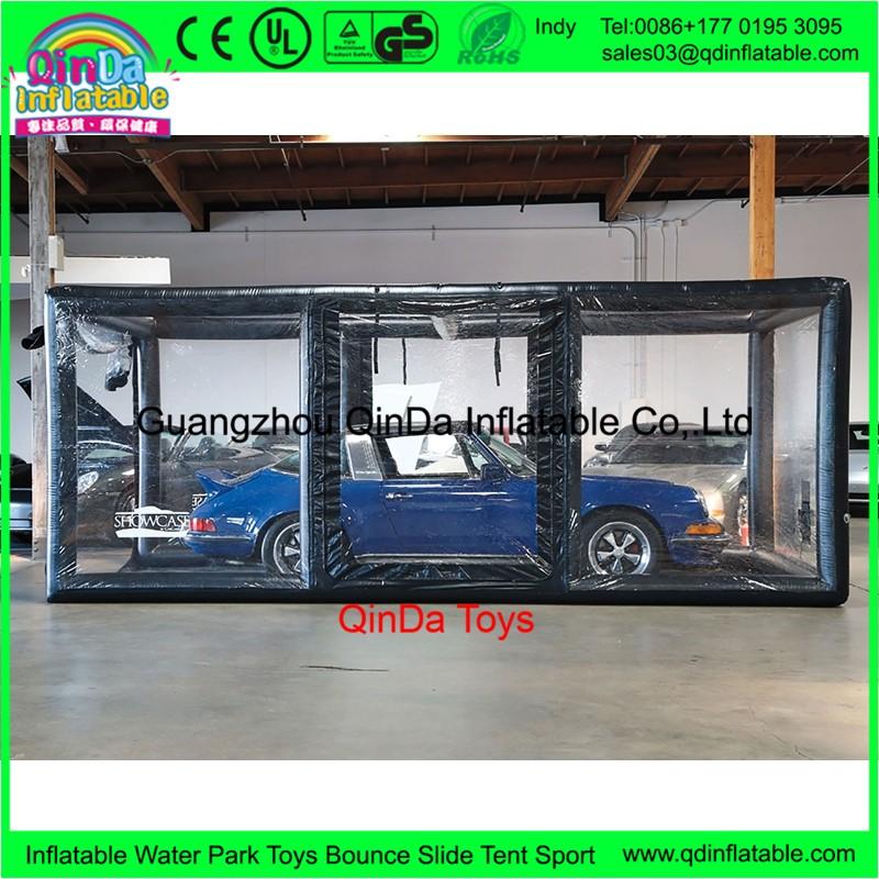 bulle tente gonflable couverture de voiture portable garage garage abri tente pour voiture. Black Bedroom Furniture Sets. Home Design Ideas