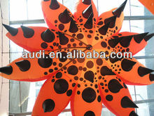 Inflatable Poison Passion Flower for event decoration