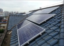 2014 new design electric solar panel for homes for home use