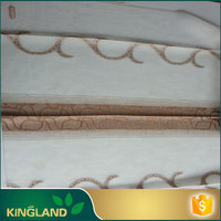 Finest quality New products Natural elegant sheer curtains