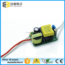 New arrival wholesale price 350mA 3w-15w variable out put 2 years warranty CE RoHS approved led power driver