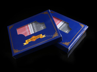 Espana SUNRISE Plastic Playing Cards , PVC Super waterproof, Excellent Elaticity Poker Playing cards
