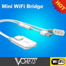 VONETS VAP11N wireless bridge for wifi/wireless ip camera