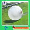 Sportful hollow plastic toys ball, body zorb ball clear plastic hollow balls