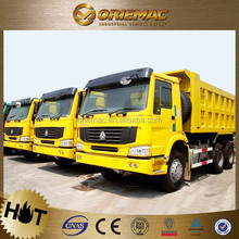 Sinotruk howo left hand/ right hand drive dump truck tipper