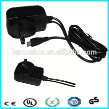 9v 500ma ce ac switching power adapter