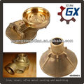 Calificado latón fundición a presión de piezas / latón de aleación de fundición molde