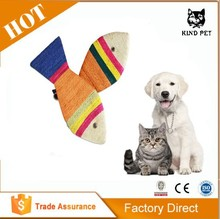 Wholesale Cat Toy Colorful Pet Toys Fish Shaped For Cat