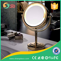 White table lamp home decoration LED lighting for mirror