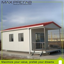 2015 canton fair hot sale prefabricated container house for home