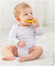 [hot!]eco toy baby ABC/DEF/GHI/JKL/MNO cutom baby the teether with rattle