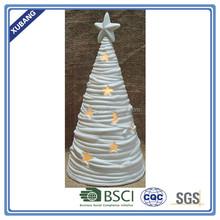 lighted ceramic christmas tree decoration