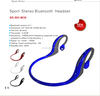 necklace bluetooth stereo headset