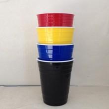 Christmas decoration tumbler/vivid colorful TO GO mug/ food grade material unbreakable plastic mug