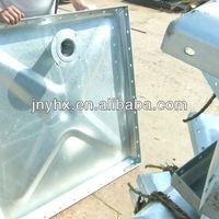 zincalume steel water tanks