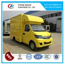 Light Truck Diesel 4x2 Mini cargo truck van