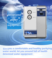 Water Purification Deionized water equipment Water Treatment Machin