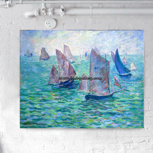 art work on sea and ships,canvas art