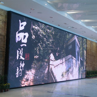 indoor p4 full hd led display technology for advertising