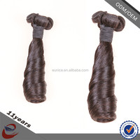 Hair weaving machine weft wholesale short hair brazilian weave human hair