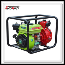 168f 2inch high lift portable diesel water pump