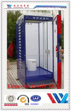 2015 china simple low cost security gurad house / sentry box / sentry guard house