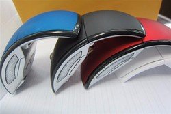 2015 Special offer black colour 2.4G cheap wireless mouse