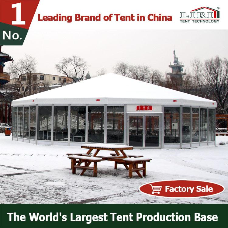 Poligonal tenda / octogonal tenda / hexágono tenda para eventos especiais