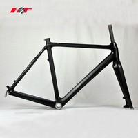Hot sale carbon fiber cyclocross frame , full carbon cyclo cross disc-brake frame,Di2 carbon bicycle frame