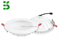 12w led downlight price 2015 new series,anti glare, round 12W 1000lm,95mm cut out,110mm diameter 85-265vac