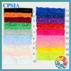 "Interchangeable 2"" wide Lace Headband Rainbow Assortment Set for Infants Toddlers Children and Teens"