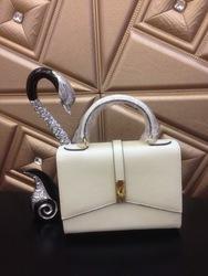 Fashion guangzhou real leather handbag bags 2015
