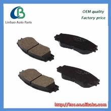 auto parts corolla accessories TOYOTA MATRIX Hatchback 2008-,brake pads 0446542160/0446502220/0446502240