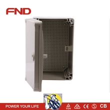 NEW small waterproof IP66 hinged plastic electrical box with lock