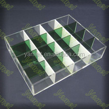 Acrylic display pandora jewelry box