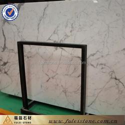 Hot sale imported white statuario marble