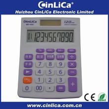 10 digits big size desktop tax calculator manual scientific calculator